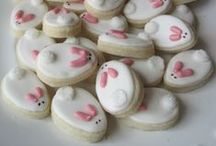 Easter ~ Let's Hop to it! / A listing of Easter decorations and treats.