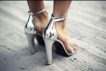 Shoes la la / by Marissa McPhail