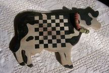 Wooden Tole Cut Outs / Ideas and patterns for making seasonal wooden items for indoor or outdoor.