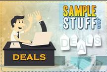 Deals / by Sample Stuff