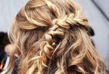 HAIR / by Hyacintha Maria