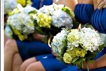 Micha's July wedding / Ideas for Micha & Tom's wedding flowers