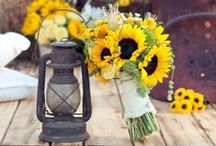 Sunflower Wedding  / by Ashley Foster