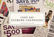 Extreme couponing. / by Jessica Chalker
