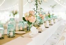 Mint Wedding / by Ashley Foster