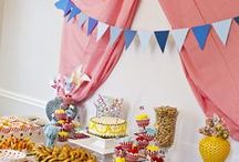 Circus Birthday Party / by Ashley Foster