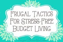 Frugal Living / by Kaycee Miller