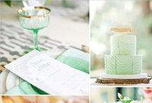 Wedding | Color Palettes  / Perfectly matched colors for every season / by Greenvelope.com