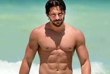JOE MANGANIELLO / by Marla P.