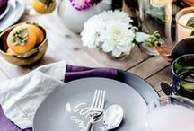 Party | Holidays / From the invitation to the champagne toast, be inspired by all things beautiful, festive, and cheery for entertaining this holiday season / by Greenvelope.com