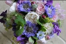 Liz and Alex's wedding / Flowers for a beautiful May country wedding