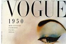 """""""Vogue"""" covers / by Didi"""