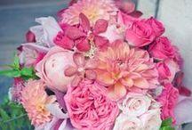 Wedding flowers for M&M