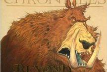 The Deepwoods / Flora et fauna from Beyond the Deepwoods
