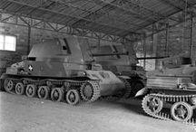 40M Nimród páncélvadász és légvédelmi gépágyú. (ww2 Hungarian Tank)
