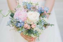 September flowers for Yat's wedding / Pretty September flowers
