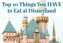 Disneyland - Dining