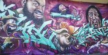 Graffiti / Meeting of Styles - Graffiti - Streetart -