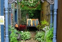 Outdoor Living Ideas / by Karla Howell