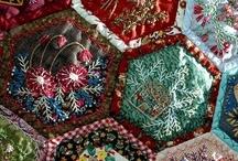 Quilts---CrazyQuilting