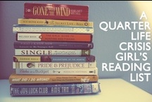 Books and Movies / Books I want to read or others should read. Movies to see. / by Paige Carpenter