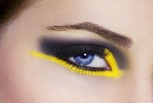 """Makeup / """"The most beautiful makeup of a woman is passion. But cosmetics are easier to buy."""" ― Yves Saint-Laurent"""
