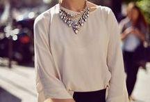 Fashion Favorites  / by Ashley Maligranda