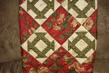 Quilts---Christmas & Winter / by Sue Dodge