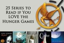 The Hunger Games / All things about The Hunger Games trilogy / by Glenside Public Library District