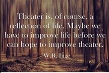 Cool Theatre Quotes