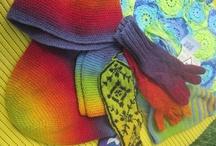 dodofit`s favorites / Some colorful pieces  / by Didi Pavlova