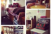 {College} / Decor & Things that I just need to remember for those days I need something to do! / by Kaitlin Johnson