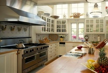 Kitchens ~ Dining Rooms / by Karla Howell