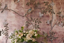 Wonderful Wallpaper & Chinoiserie / From fabulous wallpapers to hand painted murals and everything beautiful between