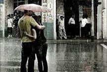 Rain / by Stephanie Roberts
