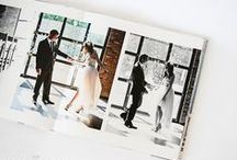 Picture Book / The layflat pages give your album a flush magazine style.  Images are printed onto the page and the quality is superb.  In addition the binding is seamless.  No information is lost in these impressive full bleed pages.