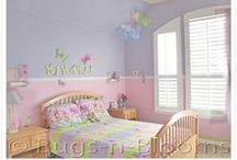 Nursery Decor For Girls Rooms