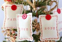 Christmas Ornaments / by Diane Earley