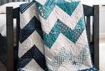 Quilts---Chevron - ZigZag - Braid