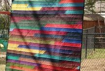 Quilts---Jellyroll / by Sue Dodge