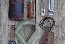 Accessorize / Compliment an outfit. / by Lance Fogleman