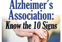 Alzheimer's Association Program 4-7-15 6:30 PM / Know the 10 signs of Alzheimer's / by Glenside Public Library District