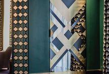 Art Deco & Geometrics