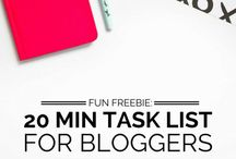 Online // Blogger Life