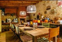 Zonas Comunes / Can Casi - #Regencós - #hotel #room #rural - #CostaBrava #Girona