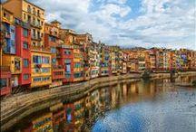 #LugaresQueVisitar #Girona