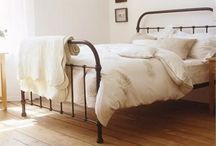 Boudoir Bliss / Lust-worthy bedroom decor, furniture and accessories
