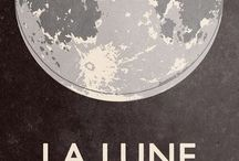 Luna Love / All things Moony - a celebration of Earth's only satellite.