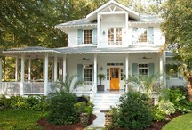 Home: Alluring Architecture / by Kacy Michelle