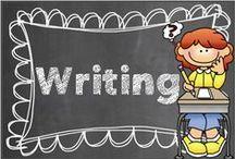 Writing Ideas / by Hilary Lewis - Rockin' Teacher Materials